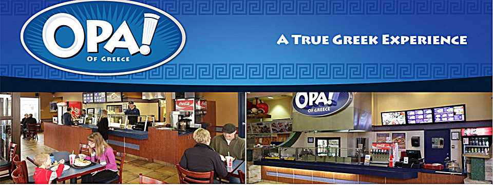 Paramount Projects complete build of Opa Souvlaki in New Westminister and Maple Ridge